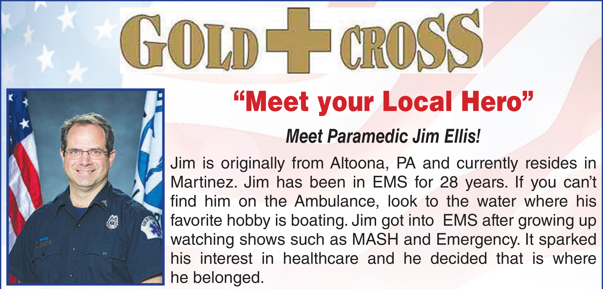 Jim | Gold Cross EMS