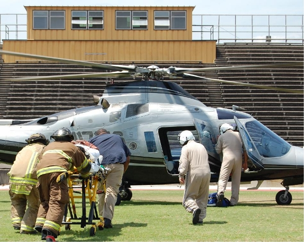 Ghost Out 2012   Gold Cross EMS