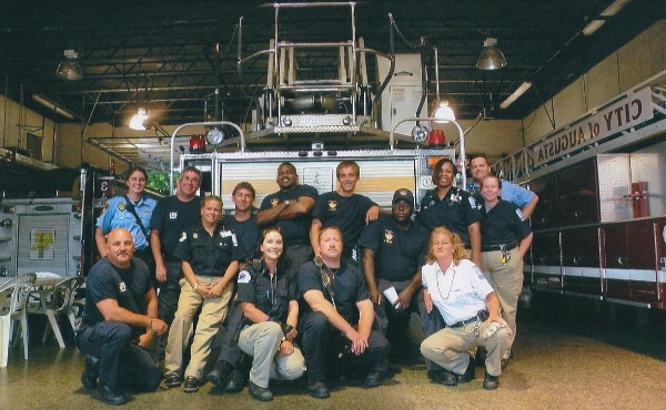 Gallery Main - Gold Cross with Augusta FD | Gold Cross EMS